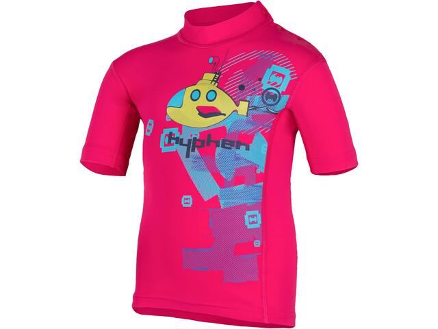 hyphen T-Shirt Kids ye-sub azao